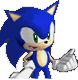 Sonic cute