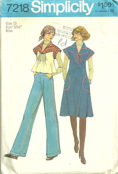 Simplicity 7218 2