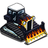 Hot Rod Bulldozer-icon