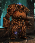 Runic golem