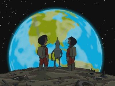 Los yanquis tiraron el meteorito