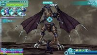Crisis core bahamut battle