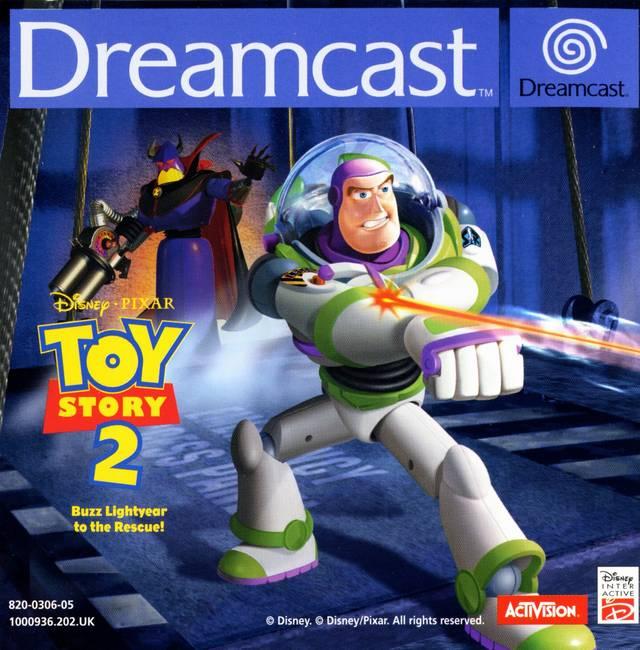 Toy Story 2: The Video Game - Pixar Wiki - Disney Pixar Animation