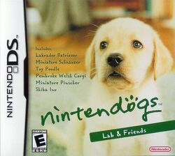 Nintendogs Labrador and Friends (NA)