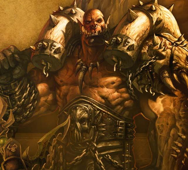 Garrosh Hellscream (Grito Infernal) GarroshCataclysm