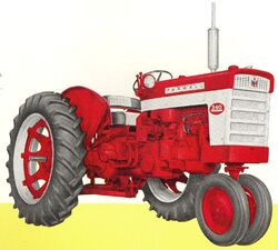 Farmall 340 1958