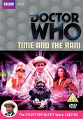 Time and the rani uk dvd