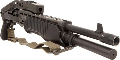 Spas-1220shotgun