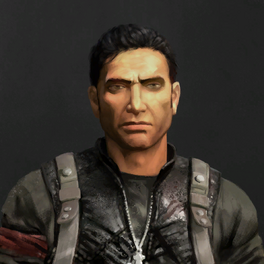 Rico Rodriguez (JC2 portrait)
