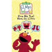 ElmosworldelmohastwoSonyVHS