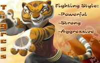 FightingStyleTigress