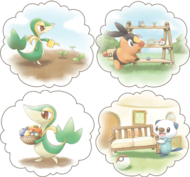 Pokémon Dream World actividades