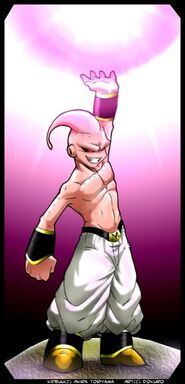 Kid Buu by Da Buu Club