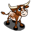 Western Longhorn Calf-icon