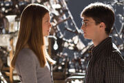 Harry en Ginny in 1996