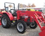 Mahindra 7060 Turbo MFWD-2008