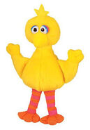Gund-MiniPlush-BigBird-2003