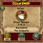 MB Q Clean Sweep (Marleybone) 2