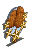 Peanut Butter Cookies 5 Star Mastery Sign-icon
