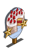 Strawberry Shortcake 2 Star Mastery Sign-icon