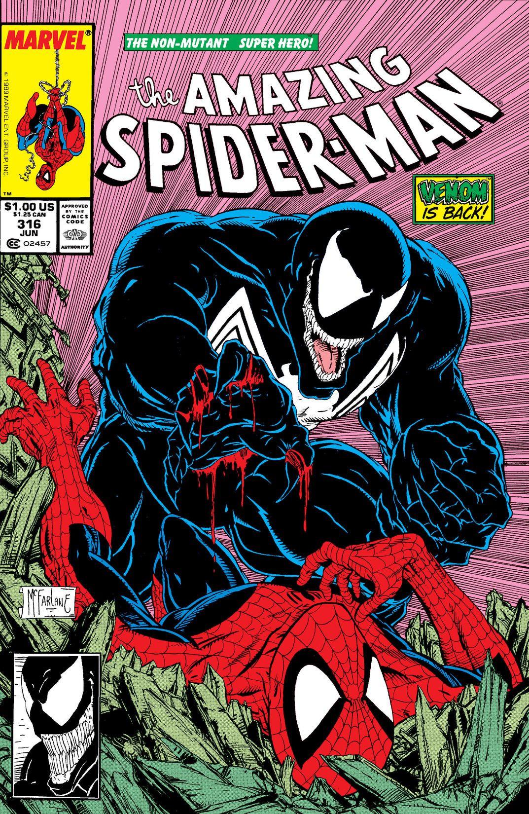 Amazing Spider-Man Vol 1 316 - Marvel Comics Database The Amazing Spider Man 3 Black Cat