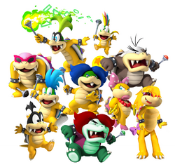 Koopalings NSMBVR