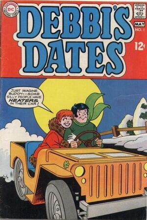 Cover for Debbi's Dates #1