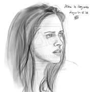 Bella Swan WIP v2 by Hayato S