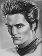 Edward cullen drawing-12468