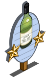 White Sangria 2 Star Mastery Sign-icon