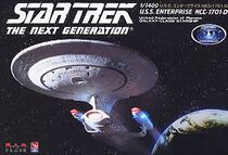 AMT-Platz Model kit GDS8138 USS Enterprise-D 2010