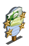 Lily of the Valley Soap 4 Star Mastery Sign-icon