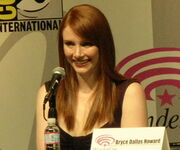 717px-Bryce Dallas Howard at WonderCon 2009 1