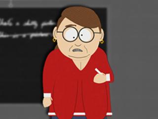 Lehrer Southpark