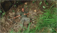 Locke in Mass Grave