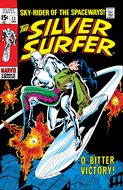 Silver Surfer Vol 1 11