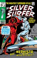 Silver Surfer Vol 1 16