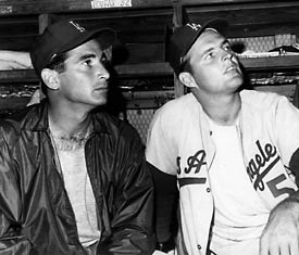 Koufax and drysdale