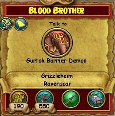 Blood Brother Part 3