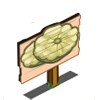 Pattypan Squash Mastery Sign-icon