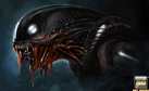 Necrotic Xenomorph
