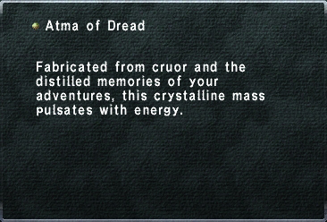 Atma of Dread