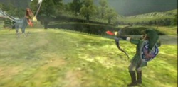 Bomb Arrow (Twilight Princess)