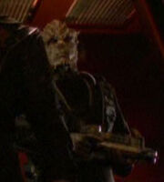 Jem&#39;Hadar at Dominion headquarters 2