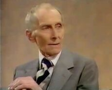 Peter Cushing on Wogan