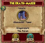 Quest Death-Maker