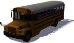 S3 car schoolbus