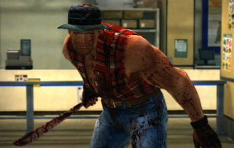 Dead Rising Cliff Hudson