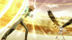 Tsuna &amp; Byakurans Final Battle
