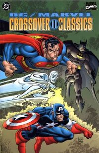 DC Marvel Crossover Classics Vol 1 2
